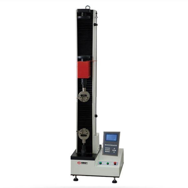 数显式单立柱电子万能试验机