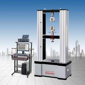 TLS-S2000II全自动双数显式弹簧拉压试验机