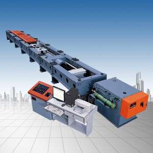 1000KN-100吨微机屏显卧式拉力试验机