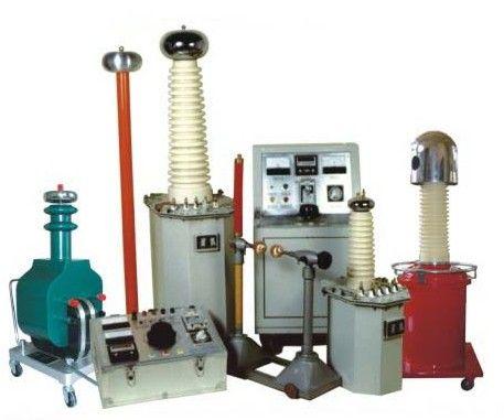 工频试验变压器操作使用