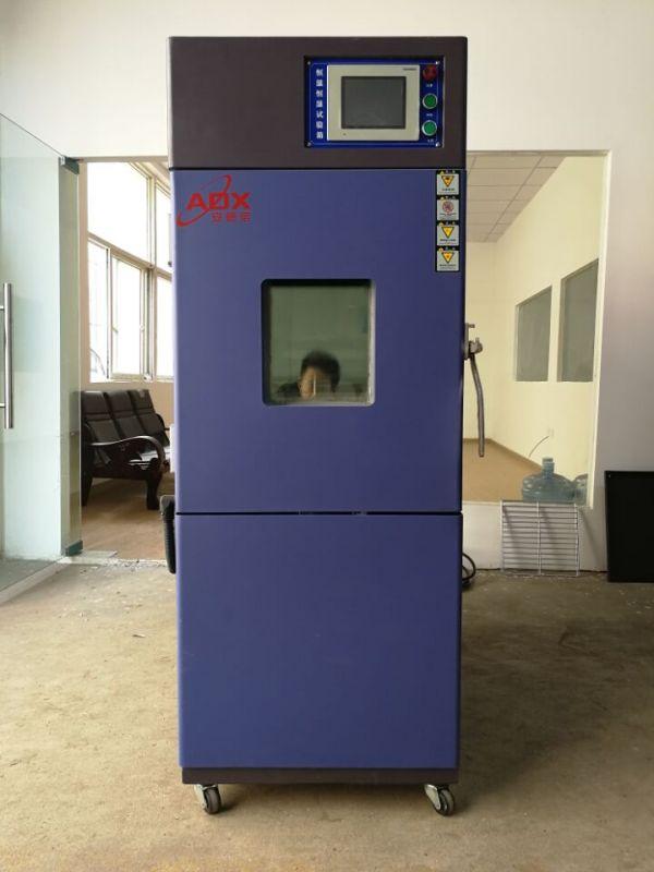 立式80L恒温恒湿试验箱外观图
